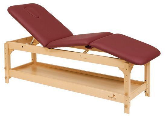Table fixe en bois Ecopostural hauteur réglable C3229