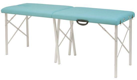 Table de massage Ecopostural hauteur fixe C3501