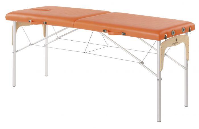 Table de massage avec tendeur Ecopostural hauteur fixe C3312
