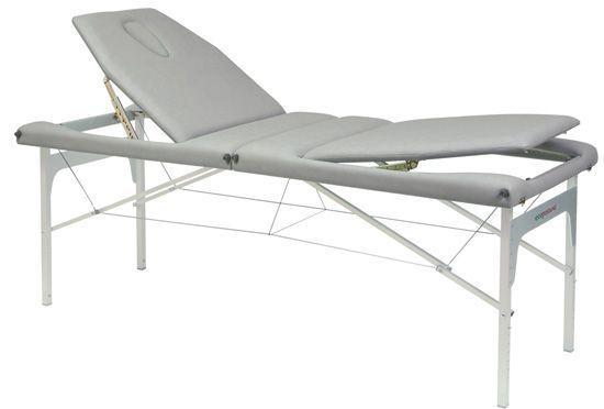 Table de massage avec tendeurs Ecopostural hauteur réglable C3413 M61