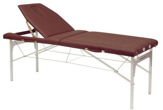 Table de massage avec tendeurs Ecopostural hauteur réglable C3414M61