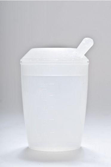 Verre à boire plastique 200 mL Holtex