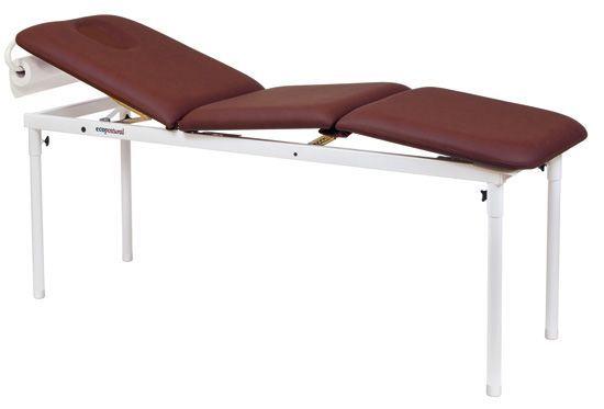 Table fixe métallique Ecopostural hauteur fixe C3519