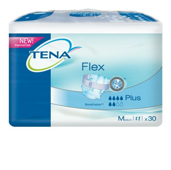 TENA Flex Plus Medium pack de 30