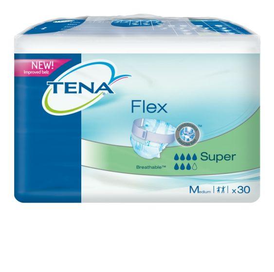 TENA Flex Super Medium pack de 30