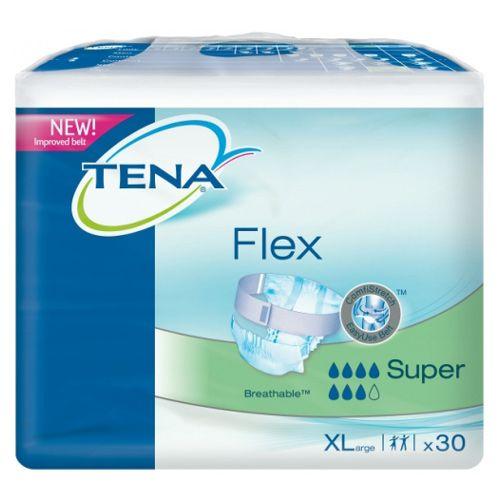 TENA Flex Super Extra-Large pack de 30