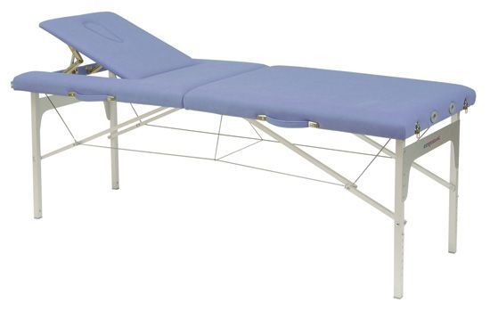 Table de massage avec tendeurs Ecopostural hauteur réglable C3409