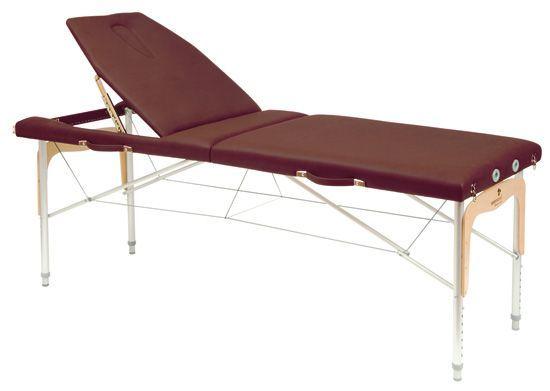 Table de massage avec tendeurs Ecopostural hauteur réglable 3314