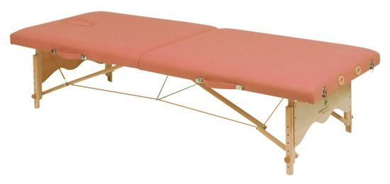 Table de massage Shiatsu avec tendeurs Ecopostural C3111