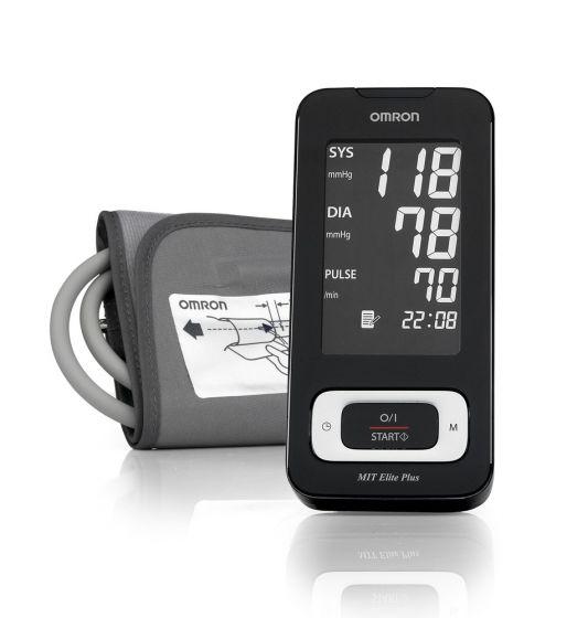 Tensiomètre Electronique Automatique à bras Omron MIT ELITE Plus