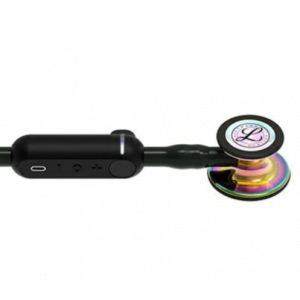 Stéthoscope numérique 3M Littmann Core Édition Rainbow brillant