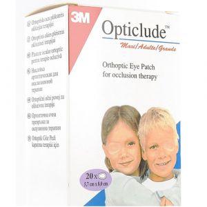 Pansements orthoptiques 3M Opticlude