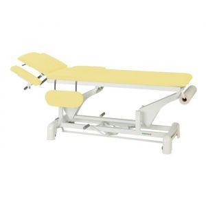 Table de massage hydraulique ostéopathie avec accoudoirs Ecopostural C3742M48C