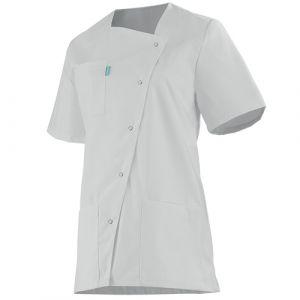 Tunique médicale blanche Femme ALINE Lafont 2ANNNBY3