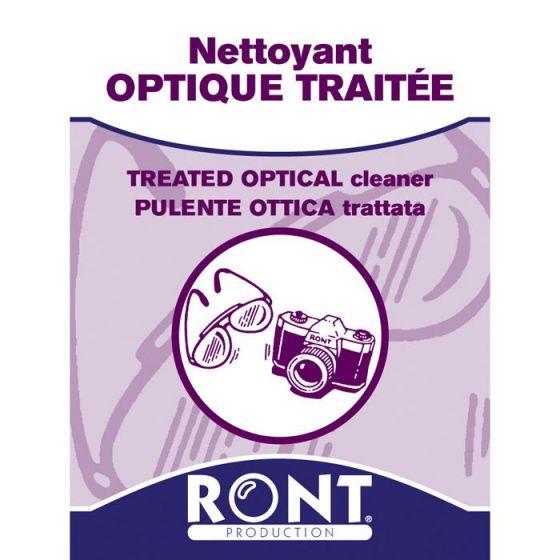 Serviettes nettoyantes optique Ront 23049  Boîte de 100