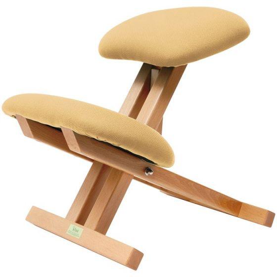 Chaise ergonomique pliable Ecopostural S2106