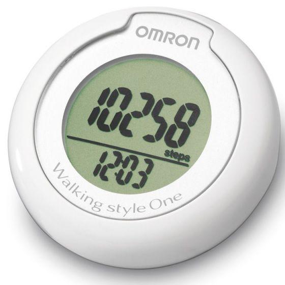 Podomètre Omron HJ-152 - Walking Style One Blanc