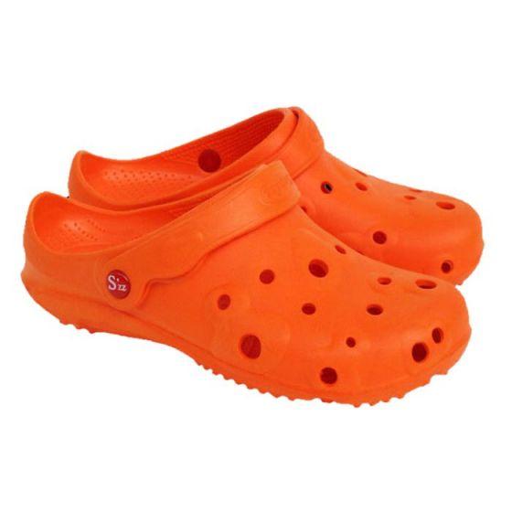 Sabots Schu'zz Globule homme  orange