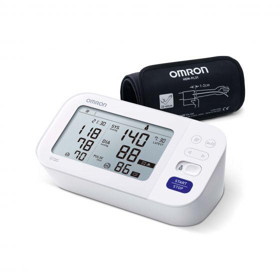 Tensiomètre Electronique Automatique au bras Omron M6 Confort