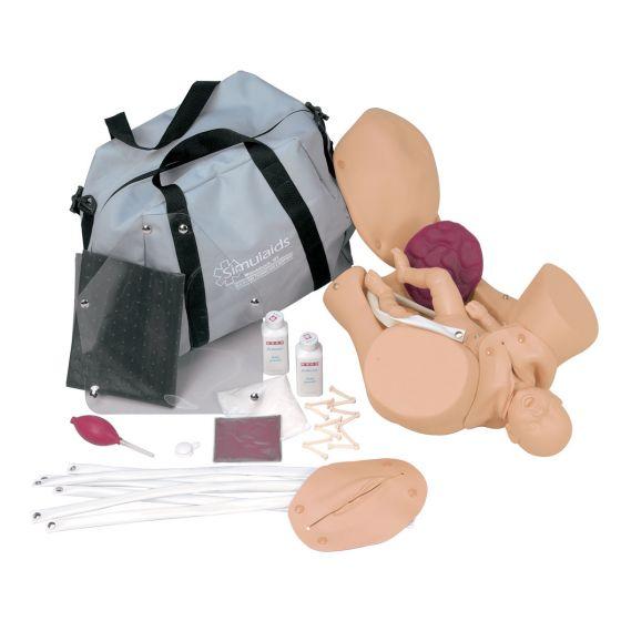 Simulateur d'accouchement Simulaids Nasco 110-180