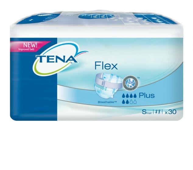 TENA Flex Plus Small pack de 30