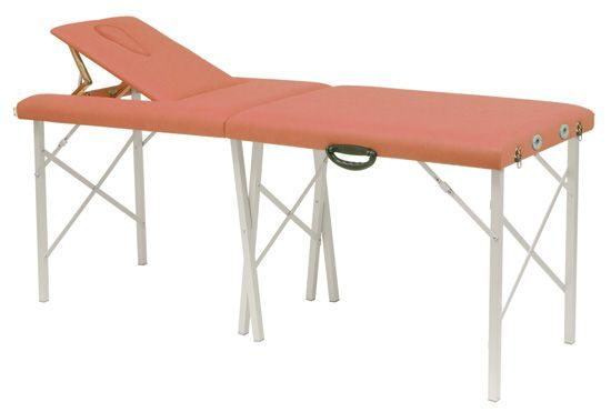 Table de massage Ecopostural hauteur fixe C3502