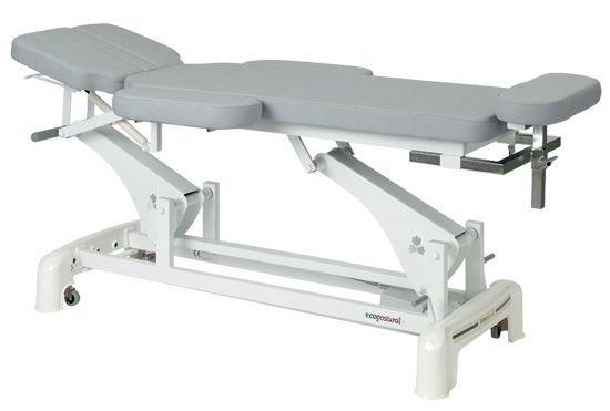 Table électrique ostéo avec accoudoirs Ecopostural C3545M24